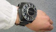 часы телефон крутилко